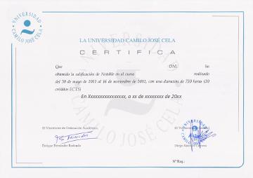 Título Universidad