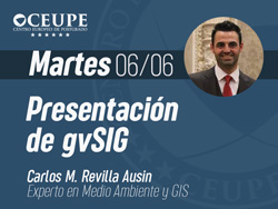 Presentación de gvSIG