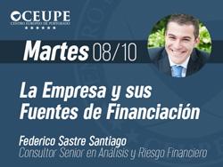 La Empresa y sus Fuentes de Financiación