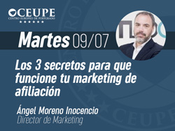 Los 3 secretos para que funcione tu marketing de afiliación