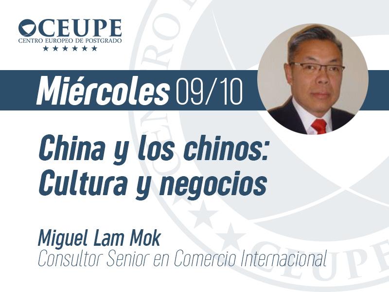 China y los chinos: Cultura y negocios