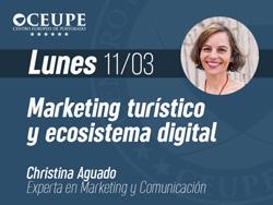 Marketing turístico y ecosistema digital