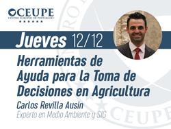 Herramientas de Ayuda para la Toma de Decisiones en Agricultura