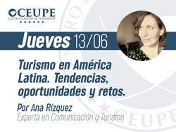 Turismo en América Latina. Tendencias, oportunidades y retos.
