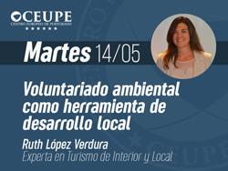 Voluntariado ambiental como herramienta de desarrollo local