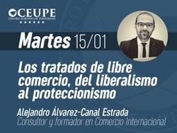 Los tratados de libre comercio, del liberalismo al proteccionismo