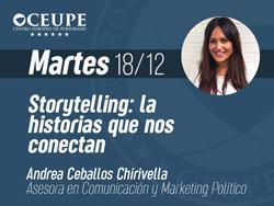 Storytelling: la historias que nos conectan