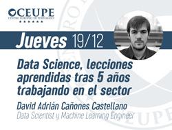 Data Science, lecciones aprendidas tras 5 años trabajando en el sector