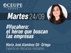 #Vucahero: el héroe que buscan las empresas