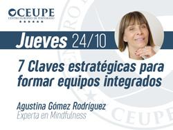 7 Claves estratégicas para formar Equipos Integrados