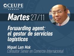 Forwarding agent: el gestor de servicios logísticos