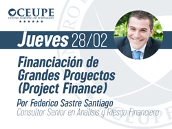 Financiación de Grandes Proyectos (Project Finance)