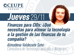 Finanzas para CIOs: ¿Qué necesitas para alinear la tecnología a la gestión de las finanzas de tu compañía?