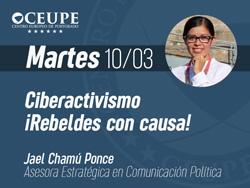 Ciberactivismo ¡Rebeldes con causa!
