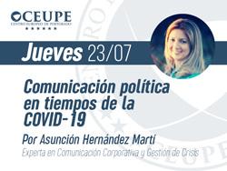Comunicación política en tiempos de la COVID-19