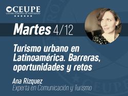 Turismo urbano en Latinoamérica. Barreras, oportunidades y retos