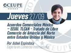 Acuerdo Comercial México – EEUU - TLCAN