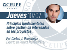 PRINCIPIOS FUNDAMENTALES SOBRE GESTIÓN DE INTERESADOS EN LOS PROYECTOS