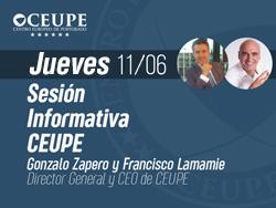 Sesión informativa CEUPE