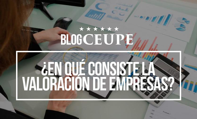 b0d4cab0ba47a ¿En qué consiste la valoración de empresas