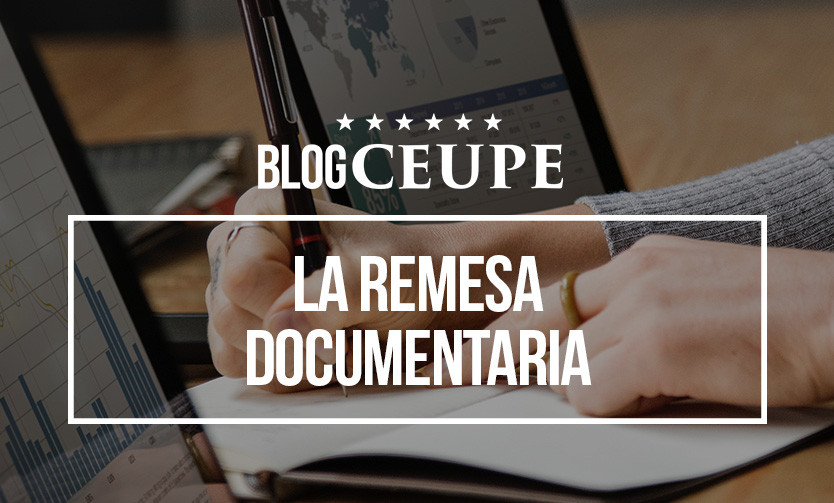 La remesa documentaria