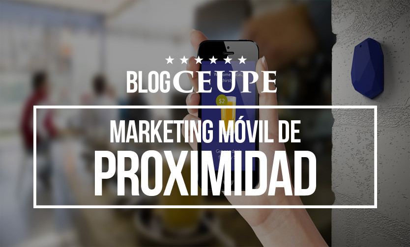 Marketing móvil de proximidad