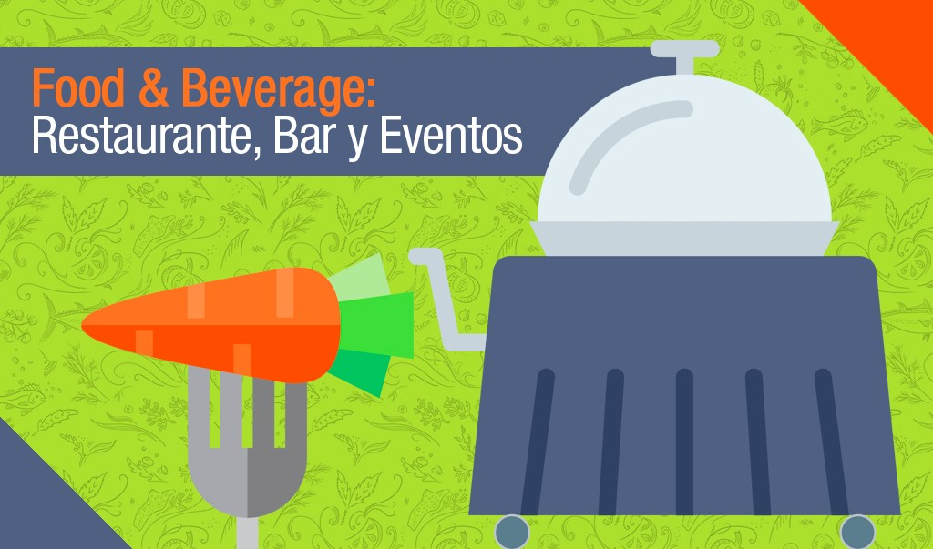 Food & Beverage: Restaurante, Bar y eventos