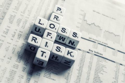 Representación de riesgos financieros