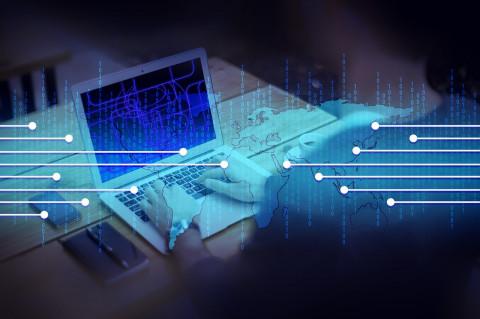 Analista tras hacer un máster en big data