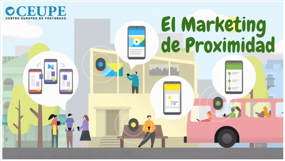 El Marketing de proximidad
