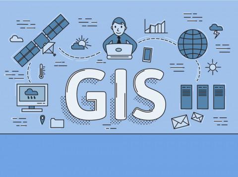 Infografía explicativa de qué es un GIS