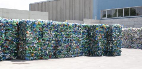 Planta de gestión medioambiental y reciclaje