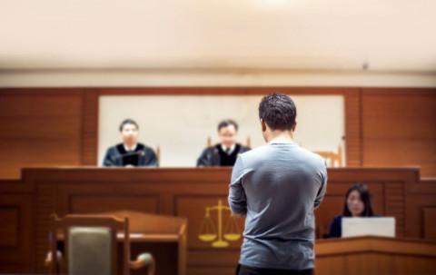 Imagen de un juicio