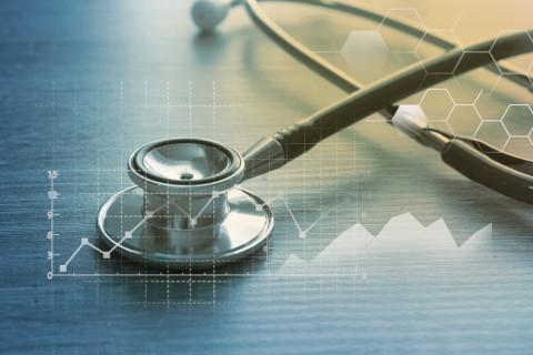 Estetoscopio simbolizando estudios de Máster en Gestión directiva en Salud