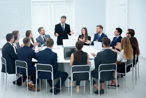 Reunión de órganos de la empresa