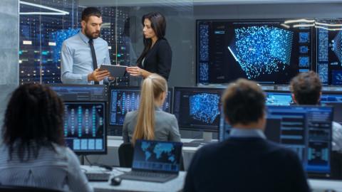Central de datos de una empresa
