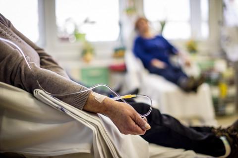 Pacientes en quimioterapia