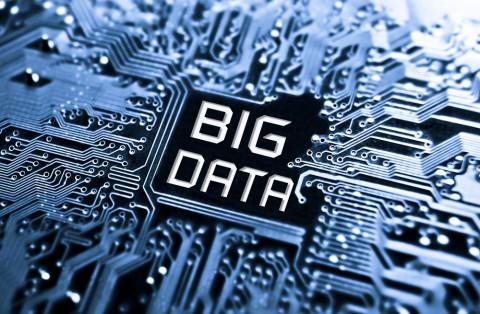 Símbolo de Big Data Analitycs