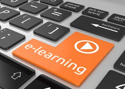 Símbolo de enseñanza online, método pedagógico en CEUPE