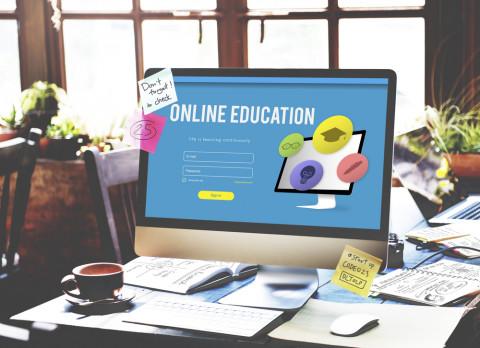 Ordenador con un programa online