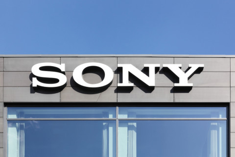 Cartel de Sony, una de las empresas que colabora con CEUPE