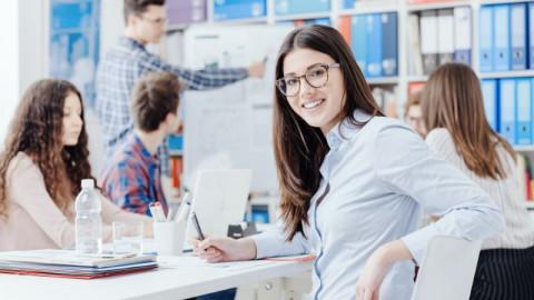 Estudiante de un máster en Administración