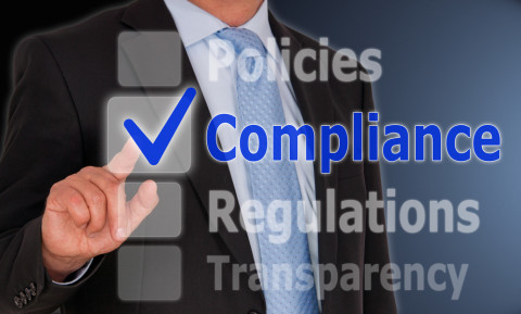 Señal de corporate compliance