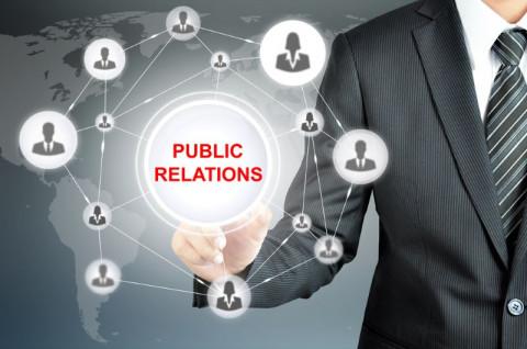 Símbolo de Relaciones Públicas