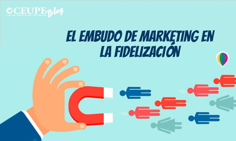 El embudo de marketing en la fidelización