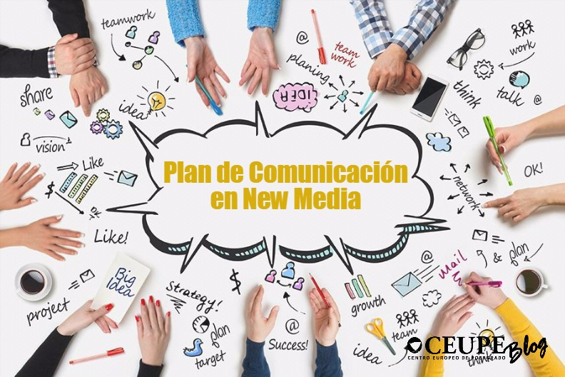 Plan de Comunicación en New Media