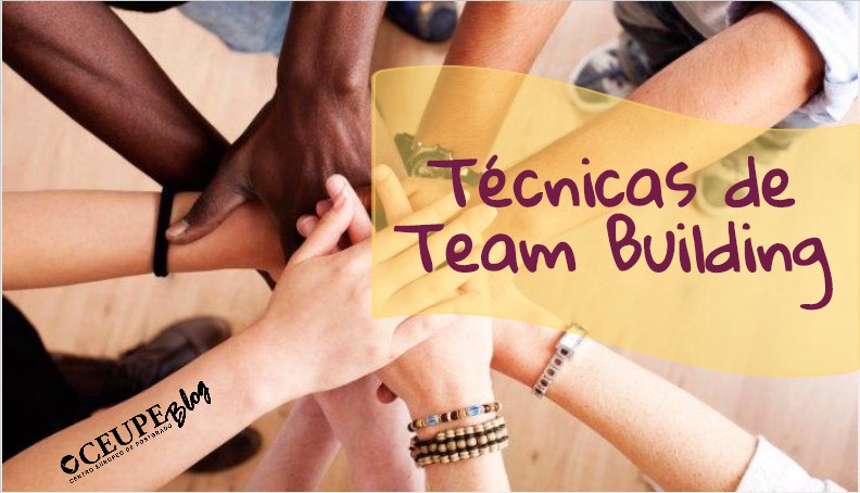 Técnicas de Team Building