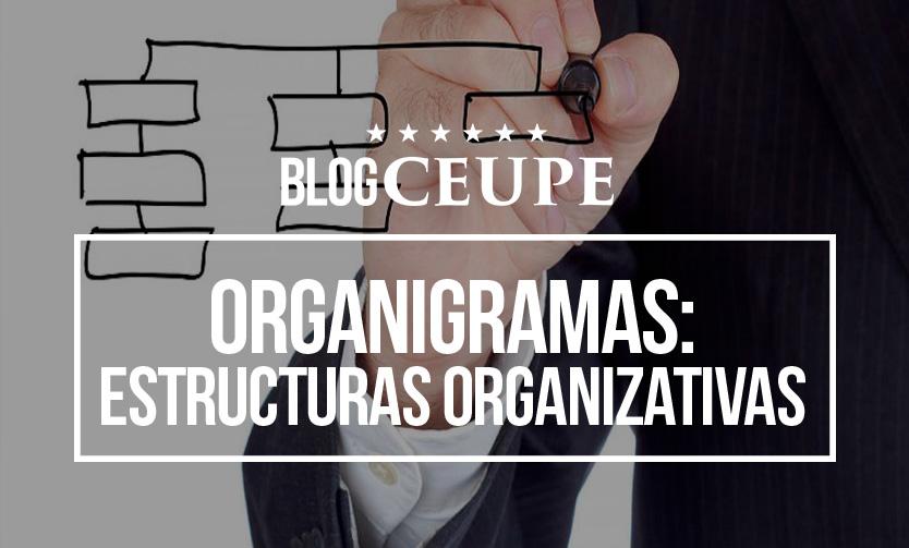Organigramas Estructuras Organizativas