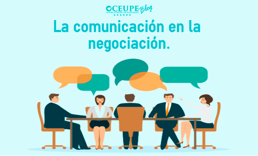 La Comunicación En La Negociación