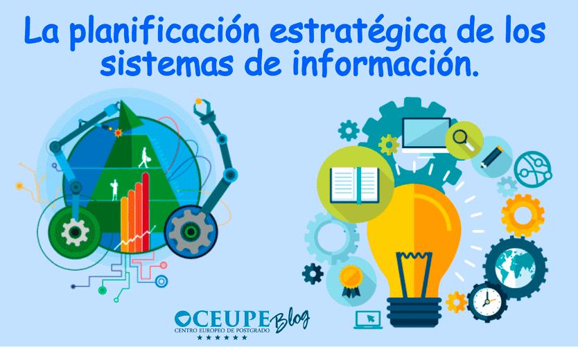 d6d2473636182 La planificación estratégica de los sistemas de información